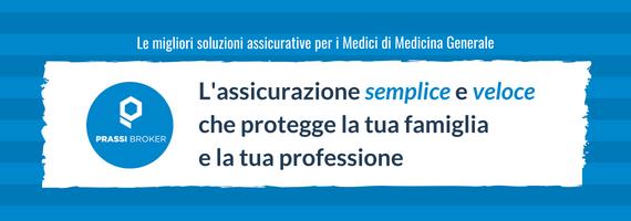L'assicurazione RCP per i Medici di Medicina Generale