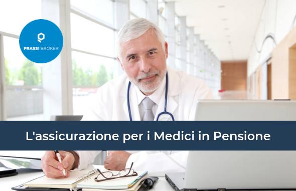 Assicurazione medico pensione